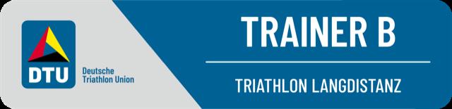 DTU041-20_DTU Badge_Trainer B_Triathlon_Langdistanz